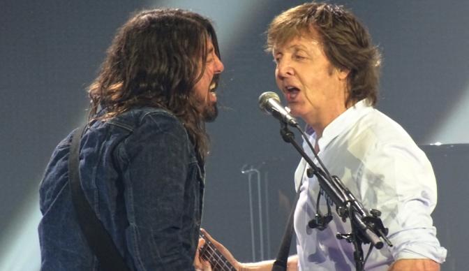 Paul McCartney: let it be
