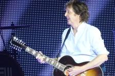 Paul McCartney at London's O2 Arena