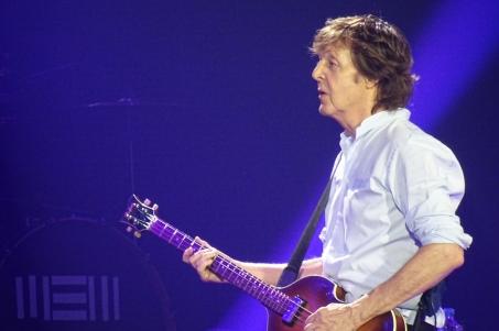 Paul McCartney O2 Arena