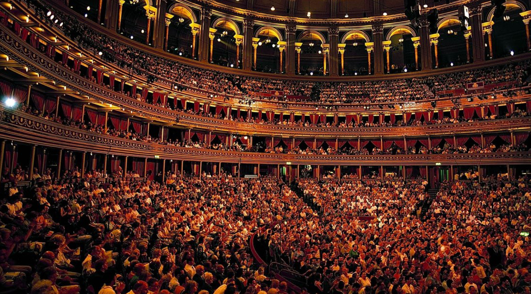 Royal Albert Hall (image: Chris Christodoulou)