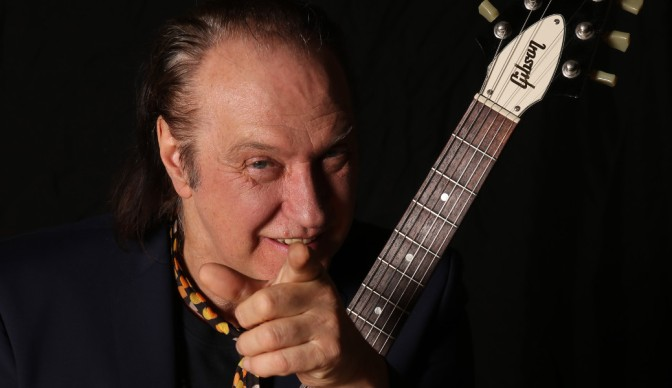 Dave Davies set to rip up Islington