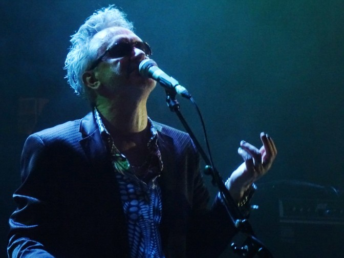 The Mission & Blood Brothers at O2 Academy Islington