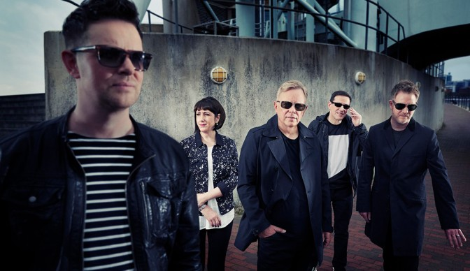 New Order are Brixton-bound with 'Music Complete'