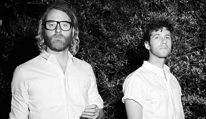 The National + Menomena = EL VY in London