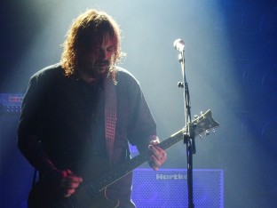 Shaun Morgan of Seether at Electric Ballroom, Camden