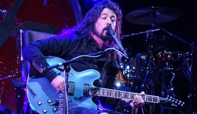 Foo Fighters: Run and tell all of the angels