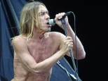Iggy Pop supporting Foo Fighters at Milton Keynes Bowl