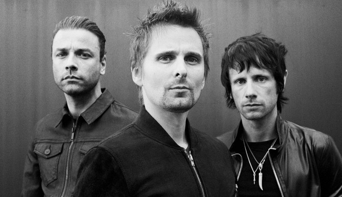 Muse flying 'Drones' to O2 Arena London