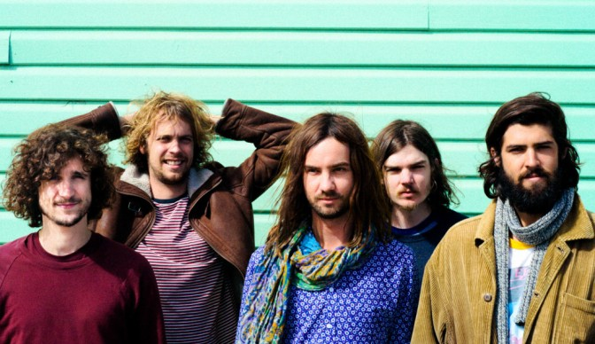Tame Impala set for Alexandra Palace