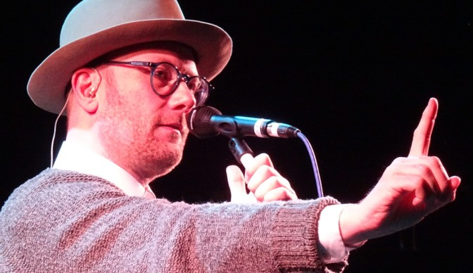 Mike Doughty: Let's get down to business now