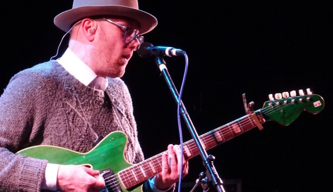 Mike Doughty: I know that guy from someplace