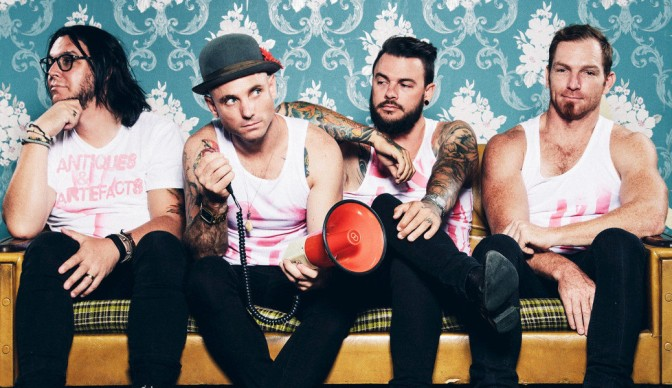 The Parlotones: History's in the past and the future's unknown