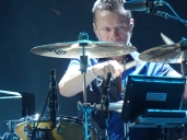 U2 at The O2: Larry Mullen Jr