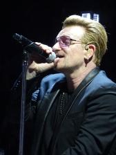 U2 at The O2: Bono