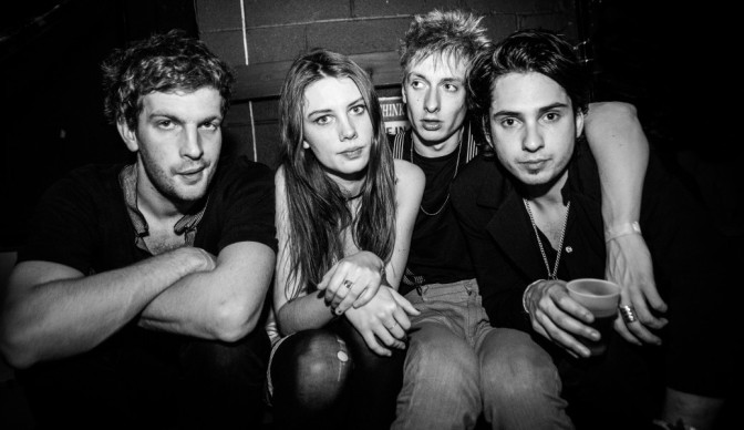 Wolf Alice prowling back to London