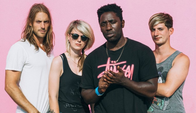 Bloc Party back in Brixton