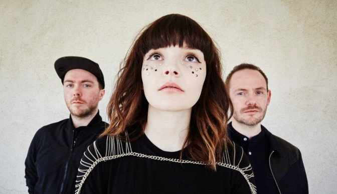 CHVRCHES announce Royal Albert Hall show