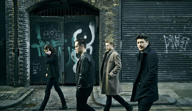 Mumford & Sons bring summer to Hyde Park