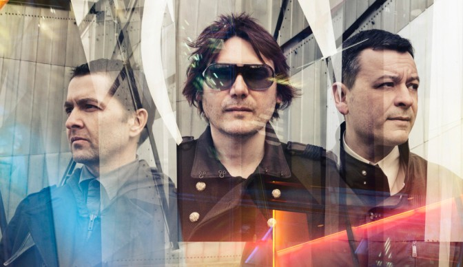 Manics bring 'Everything Must Go' the London