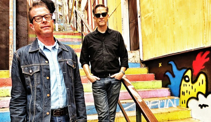 Calexico visit 'Edge of the Sun' at Barbican