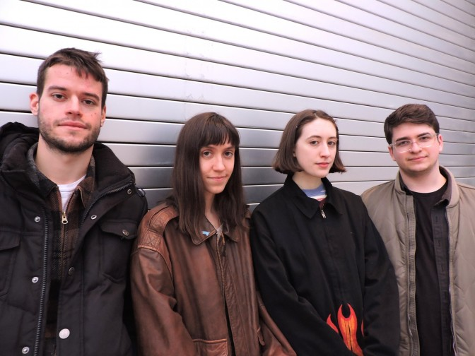Frankie Cosmos is the 'Next Thing' in London