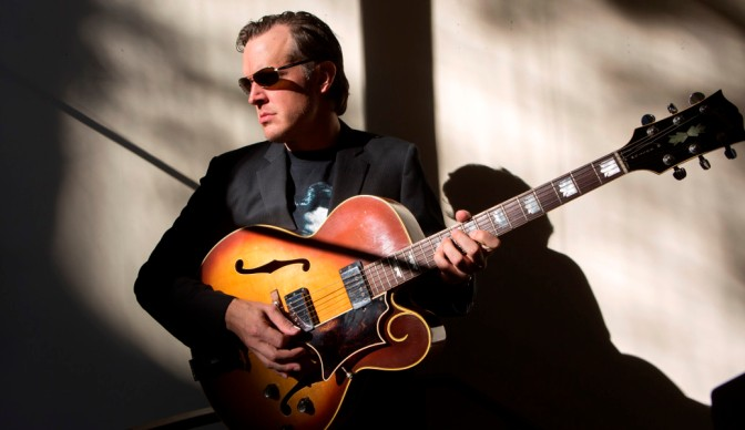 Joe Bonamassa: This train don't stop for no-one