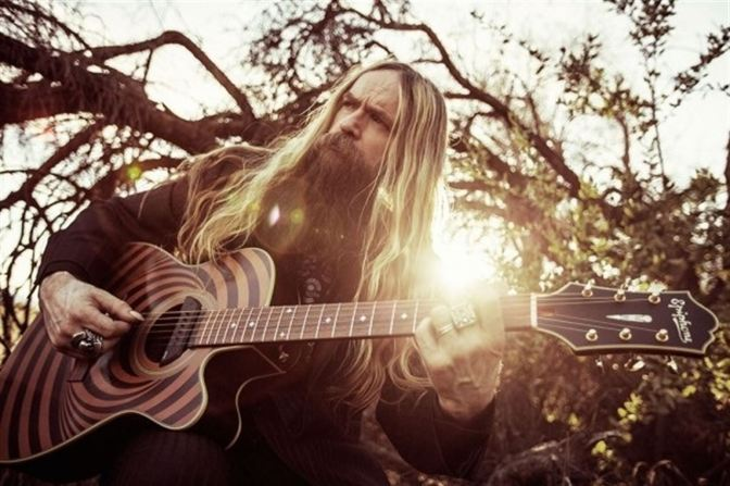 Zakk Wylde going solo in London