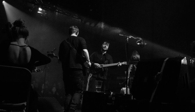 MONEY join Frightened Rabbit in London