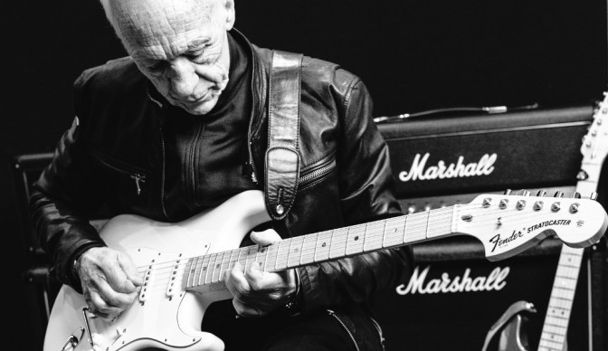 Robin Trower going to Islington Assembly Hall