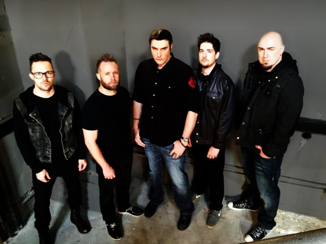 Breaking Benjamin making UK debut at KOKO