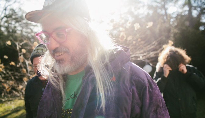 Dinosaur Jr. 'Give a Glimpse Of What Yer Not' in London