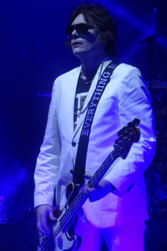 Nicky Wire of Manic Street Preachers at Royal Albert Hall