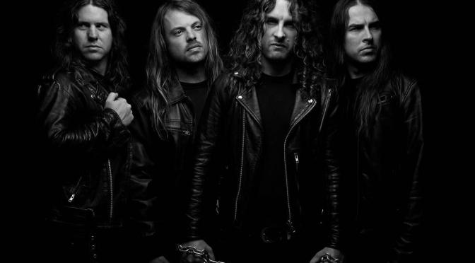 Airbourne breakin' outta hell and into Camden