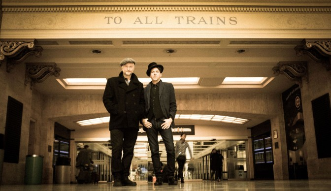 Billy Bragg and Joe Henry shine a light on Union Chapel