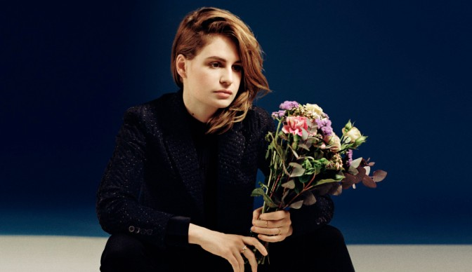 Christine and the Queens tilting into Brixton