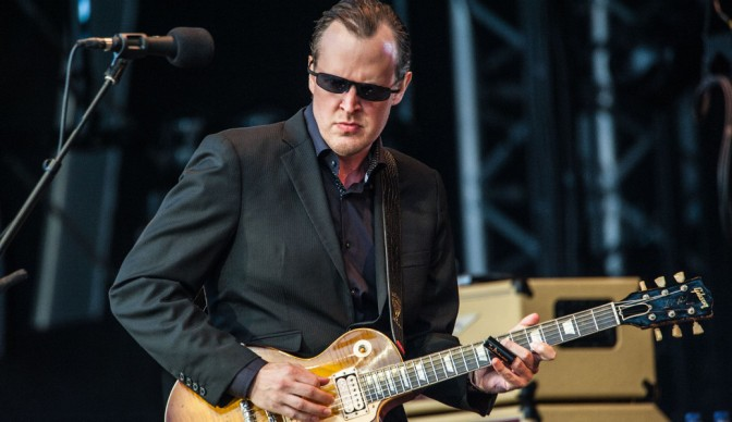Joe Bonamassa: A salute to the British blues explosion