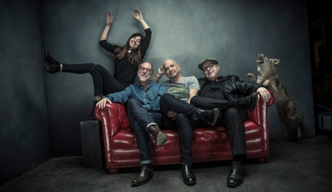 Pixies bring 'Head Carrier' to Brixton
