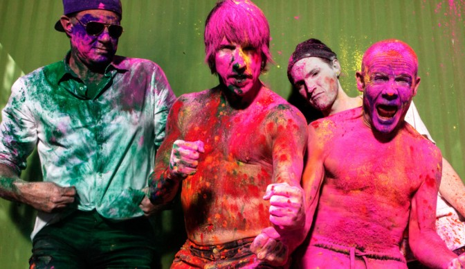 Red Hot Chili Peppers: A love hallucination