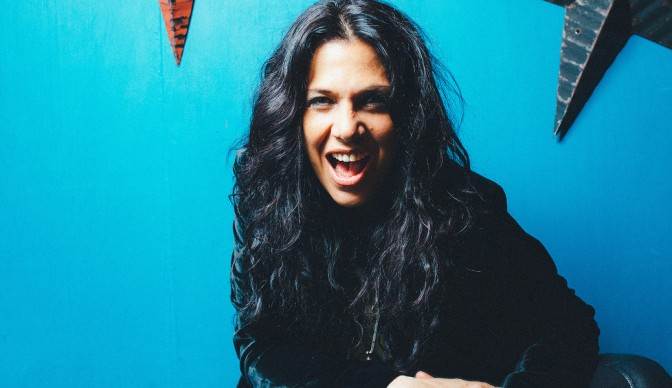 Sari Schorr is A Force of Nature at Half Moon