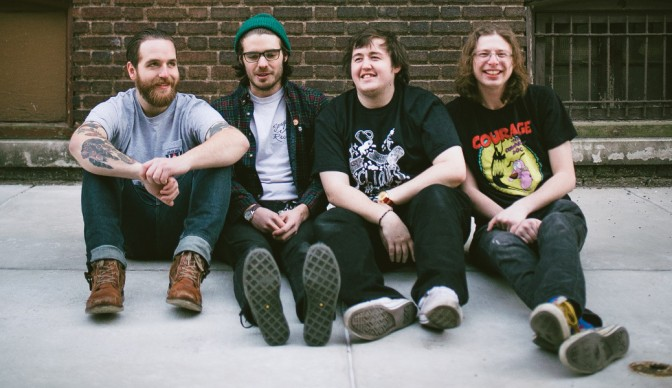 Modern Baseball hit a home run to O2 Forum