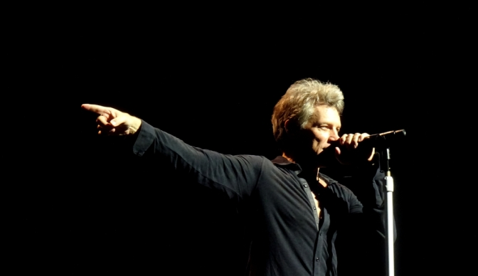 Bon Jovi at London Palladium
