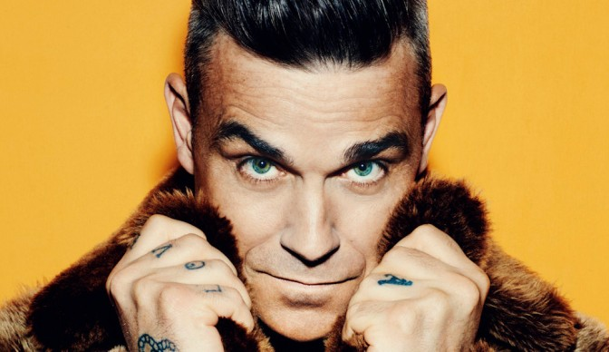 Robbie Williams gets 'Heavy' at London Stadium