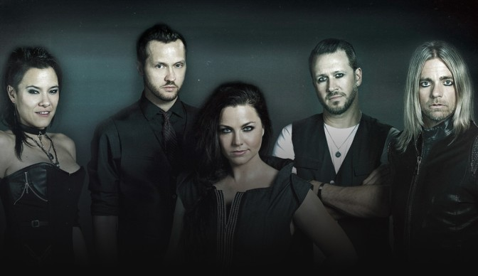 Evanescence returning to London