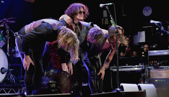 Glenn Hughes: This is my town