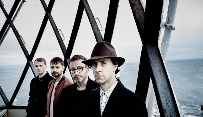 Maximo Park taking 'Risk To Exist' on the road