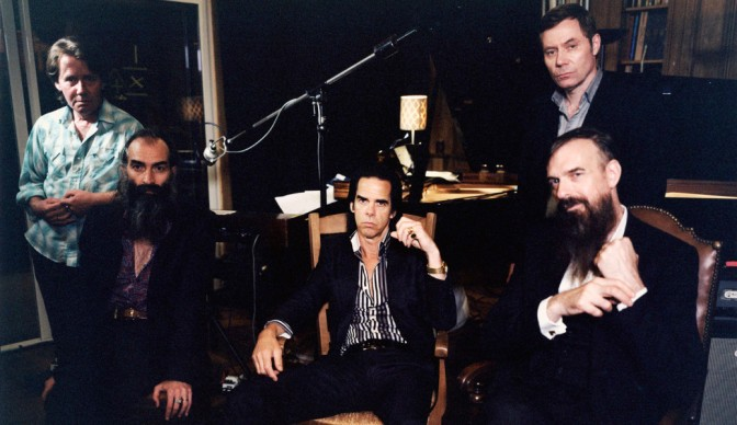 Nick Cave & The Bad Seeds do it 'One More Time With Feeling' at The O2