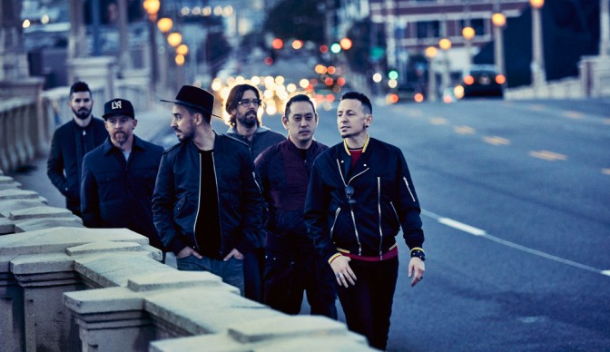 Linkin Park spending 'One More Light' at The O2