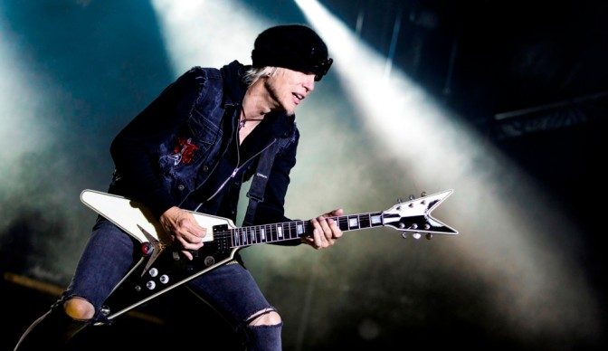 Michael Schenker Fest set for London