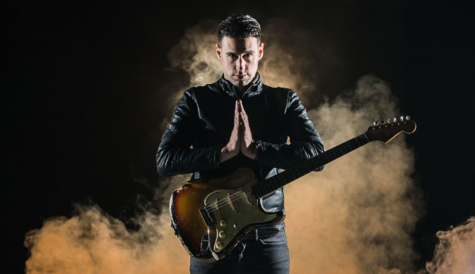 Dan Patlansky shares 'Sonnova Faith' ahead of UK tour