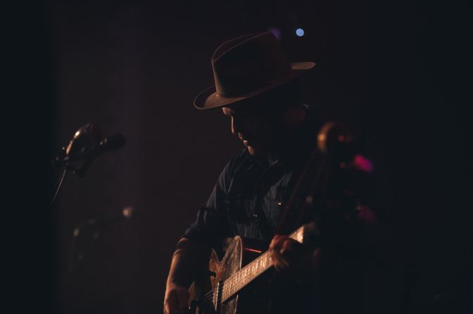 Gregory Alan Isakov: Let's put all these words away